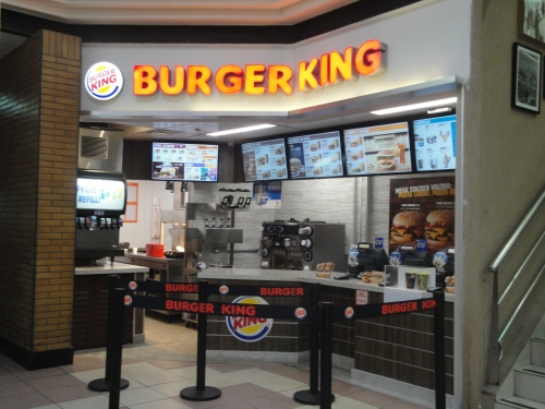 Burger King - Osasco Plaza