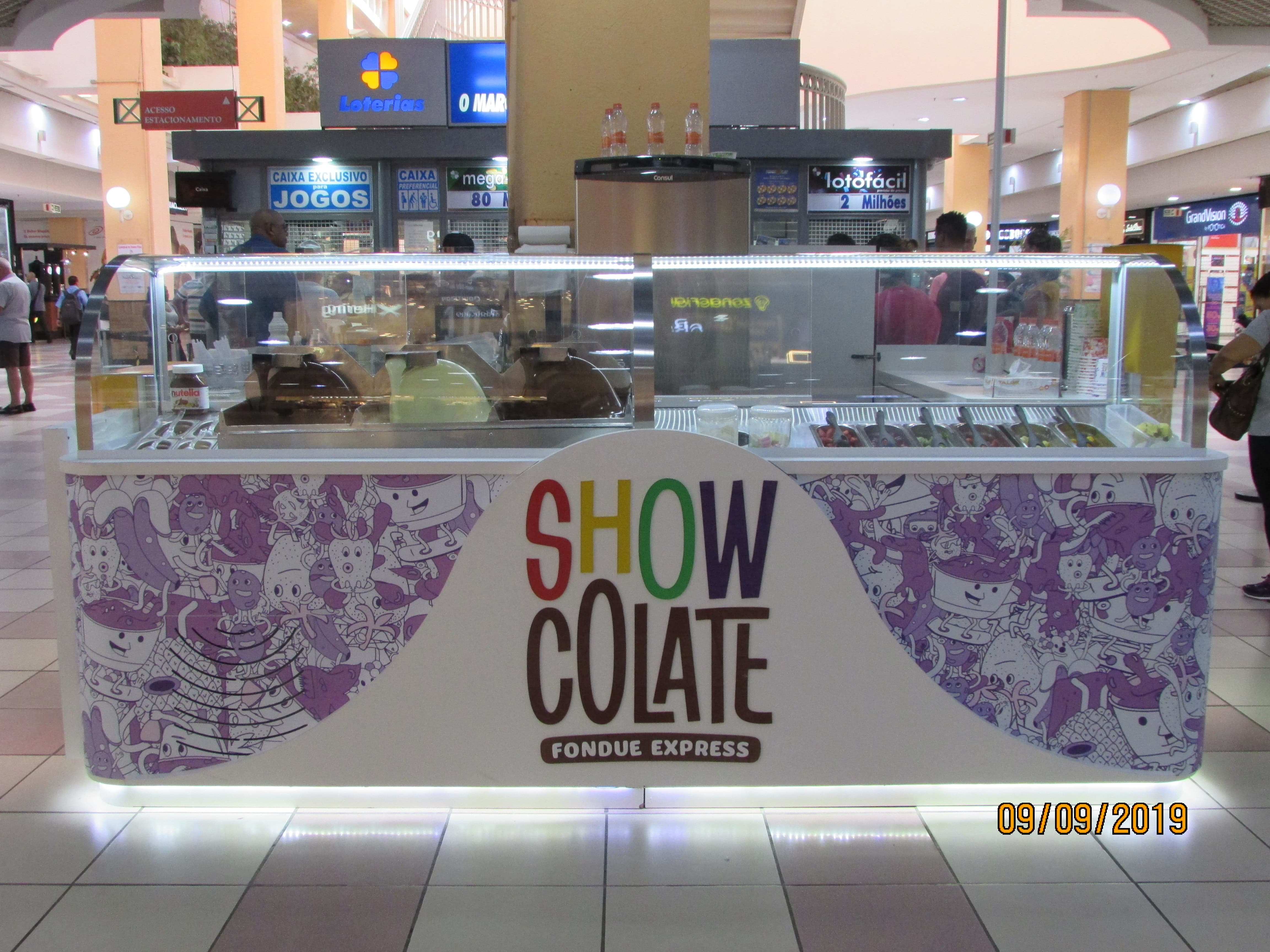 Showcolate - Osasco Plaza
