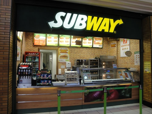 Subway - Osasco Plaza